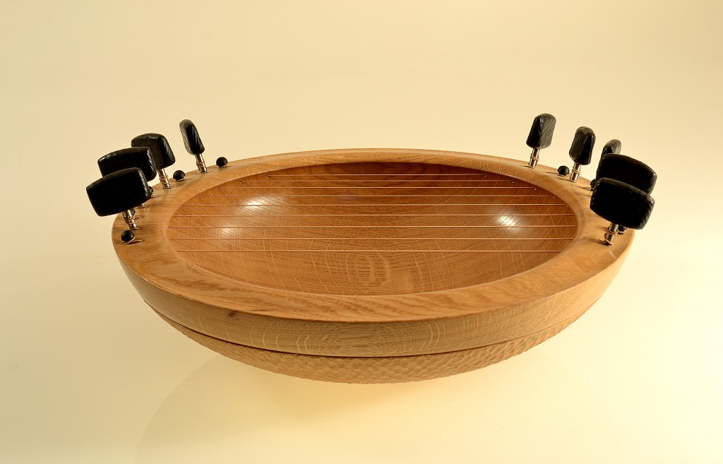 Sounding Bowl 310 for the OneOak project by Tobias Kaye