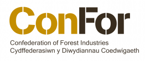 ConFor Wales logo