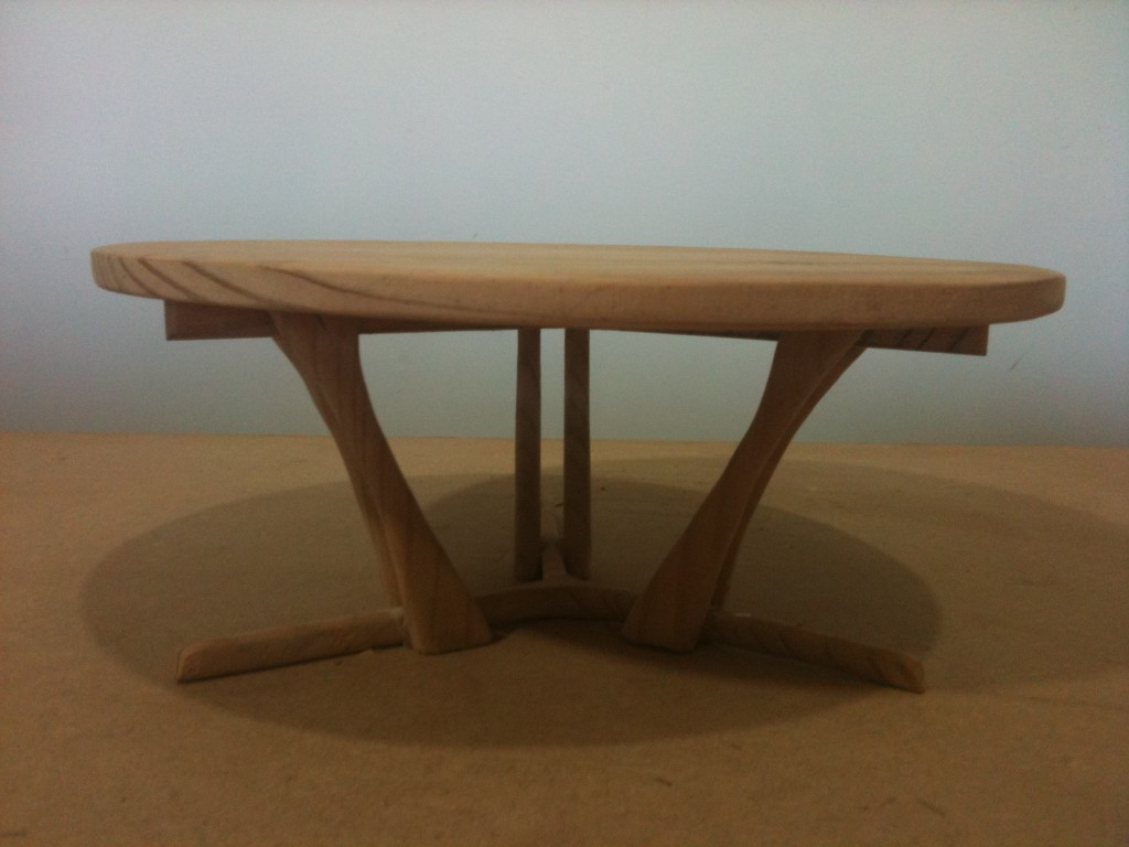 Jody Koomen coffee table model