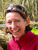 Jen Hurst, Head of Forest Education